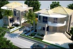Αρχιτεκτονικές μελέτες, Architectural studies