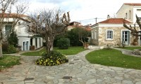 Συγκρότημα πέτρινων κατοικιών, Μαραθώνας