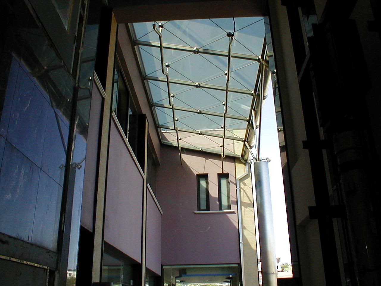 Οροφή διαδρόμου - Corridor ceiling