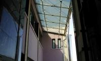 λεπτομέρεια οροφής, roof detail