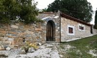 Παραδοσιακή πέτρινη κατοικία Περιοχή Άνω Σούλι