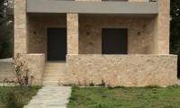 Ανακατασκευή υφιστάμενης παραθαλάσσιας κατοικίας & μελέτη Στατικής επάρκειας / (στήριξής της) διότι το κτίσμα ήταν υπό κατάρρευση. Περιοχή Παραλία Μαραθώνα