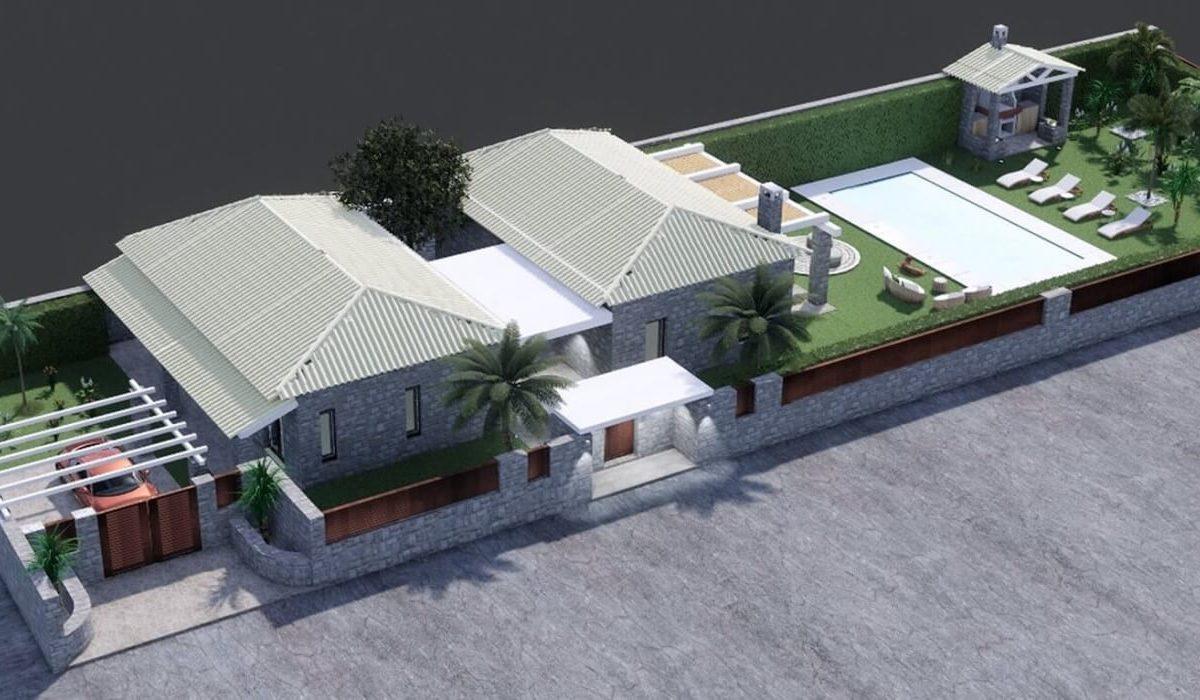 Stone house in Paralia Marathona - Πέτρινο σπίτι στην Παραλία Μαραθώνα