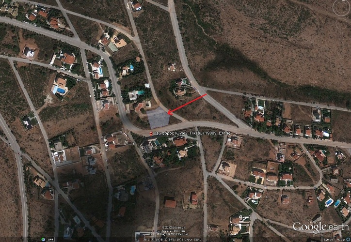 Ionon Avenue,Pikermi,19009,Land - Plot,--,1012